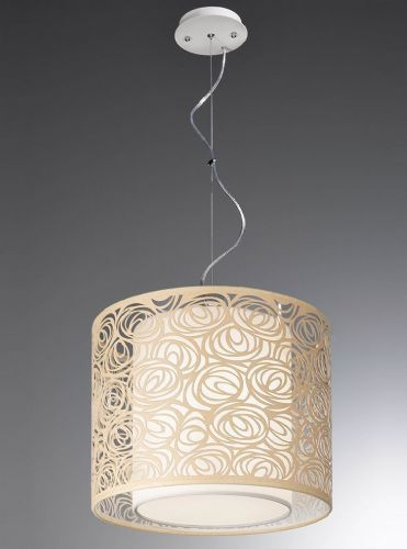Franklite PCH107 Pendant Light (Class 2 Double Insulated)